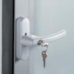 Klamka z kluczykiem